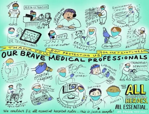 Showing Gratitude for Our Healthcare Heroes -What Can I Do?